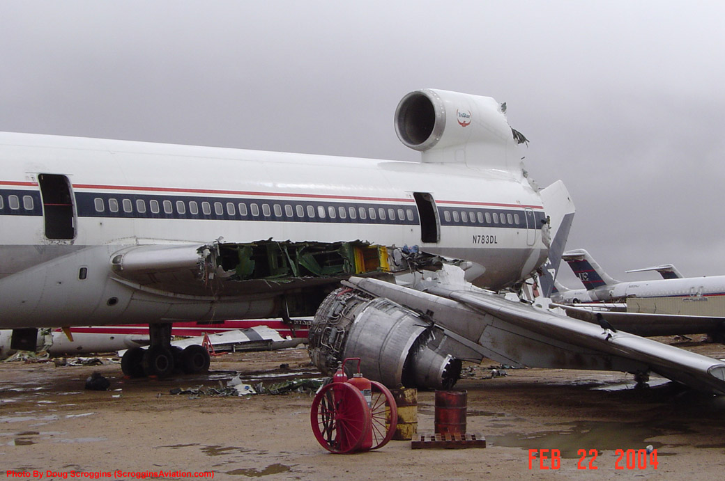 Crash of a Lockheed L-1011 TriStar in New York | B3A Aircraft ...